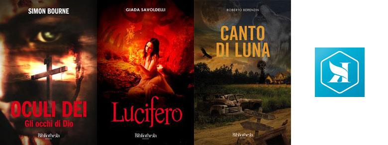 Bibliotheka Edizioni: libri horror weird e del fantastico