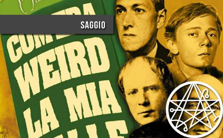 Com'era weird la mia valle, il saggio di Fabio Lastrucci e Vincenzo Barone Lumaga